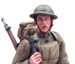 World War I, Blackwatch Infantry, toy soldier image