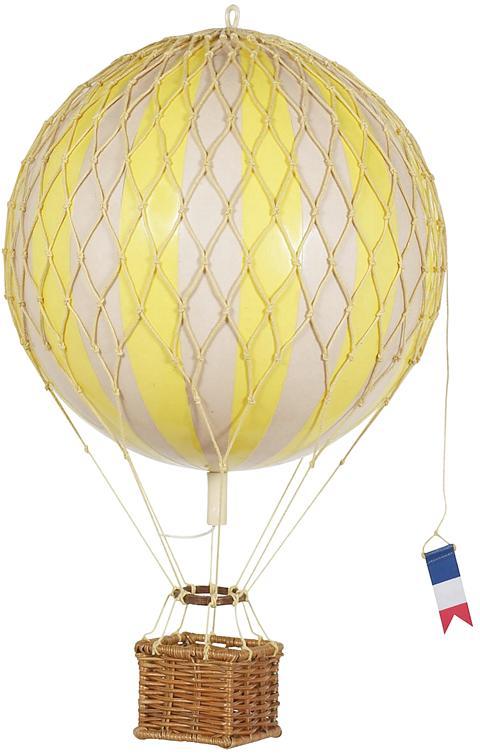 Am Ap161y Travel Light Balloon Yellow