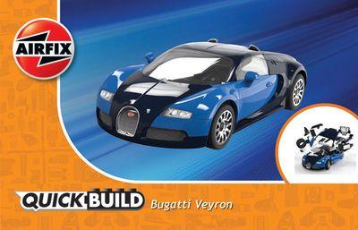 j6008 quickbuild bugatti veyron. Black Bedroom Furniture Sets. Home Design Ideas