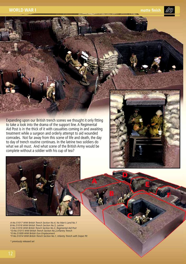 how to make d-day diorama