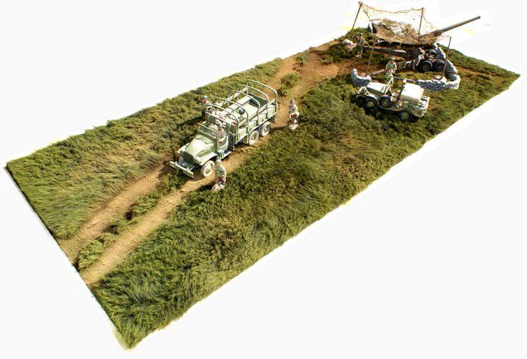 Build A Rama Sierra Toy Soldier