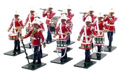 The Corps of Drums - 2nd Battalion