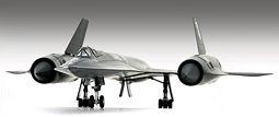 CW933200 -- Lockheed SR-71A Blackbird USAF, 61-7955