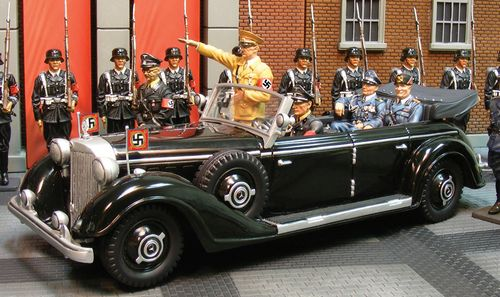 Hitler Staff Car
