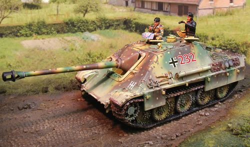 CS00549 -- Jagdpanther Normandy
