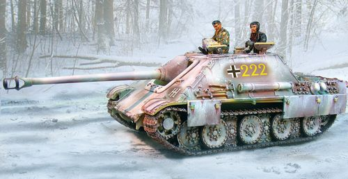 CS00550 -- Jagdpanther Winter