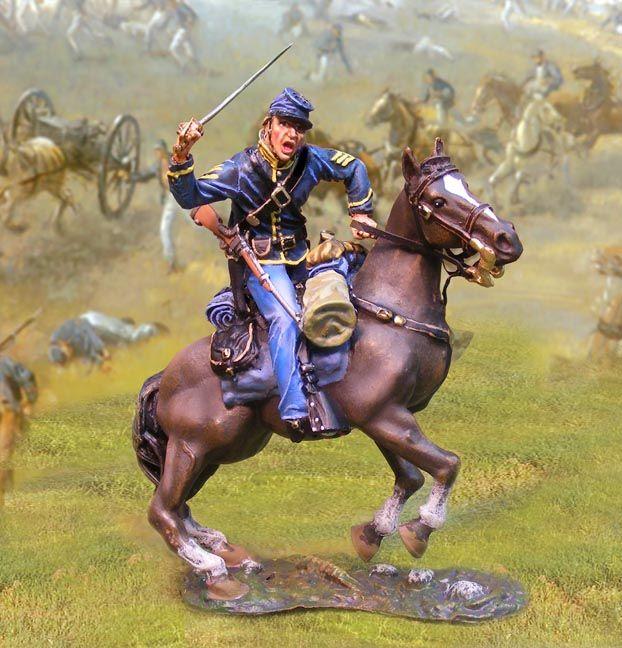 CS00626 Union Cavalry Slashing