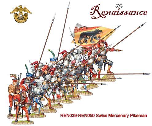 Renaissance - Sierra Toy Soldier Company  Renaissance - S...