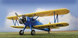 HA8101-- Stearman PT-17 Bi-Plane Trainer