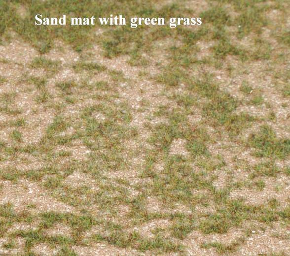 Jg Tm009 Sand And Short Grass Mat
