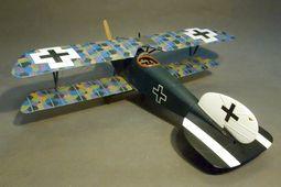 Ace 031 albatros diii jasta 49 1918 ltn franz ray for John jenkins design