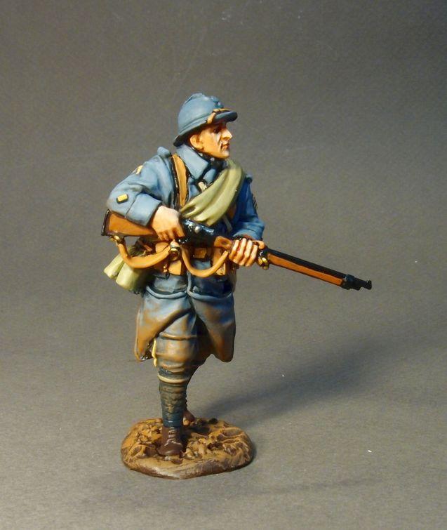 John Jenkins Designs Soldiers GWA-05 60 The Great War 2 Infantry Advancing 1//30