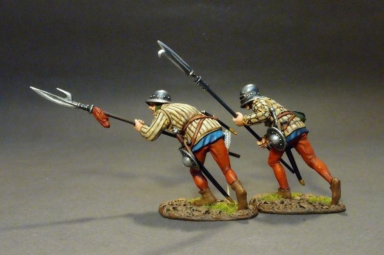 York 027n the battle of bosworth field 1485 yorkist billmen 4