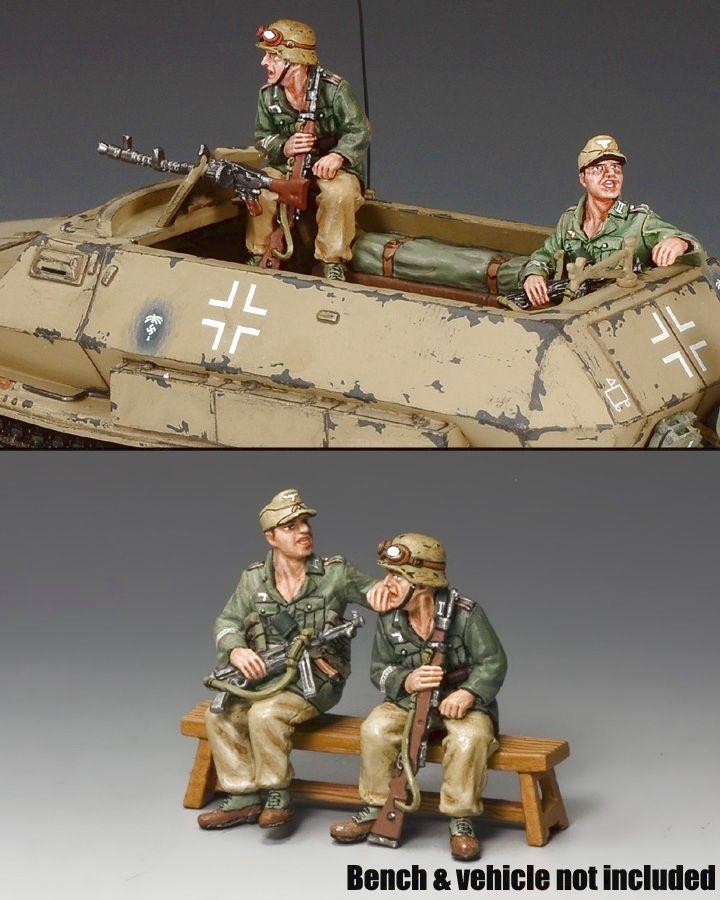 Ak098 Afrika Korps Demag Passengers