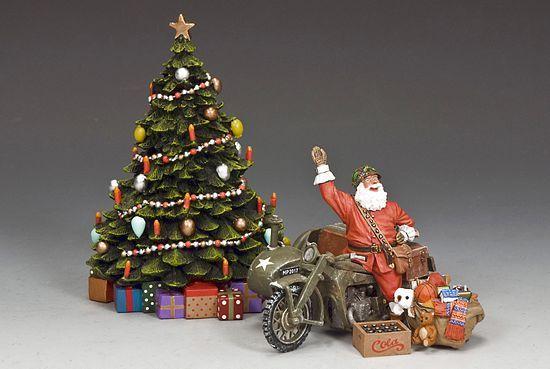 XM016-01 Santa & His Elves