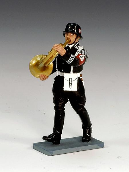 LAH097J - French Horn Player