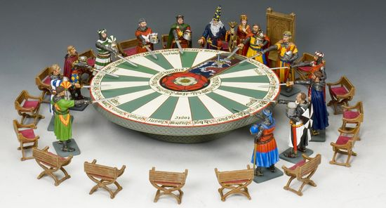 King arthur knights of the round table sierra toy - King arthur and the knights of the round table ...