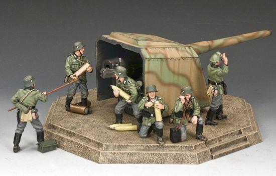 Atlantic Wall - Sierra Toy Soldier Company