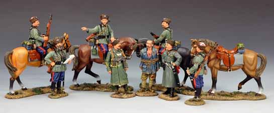 Cossacks - Sierra Toy Soldier Company