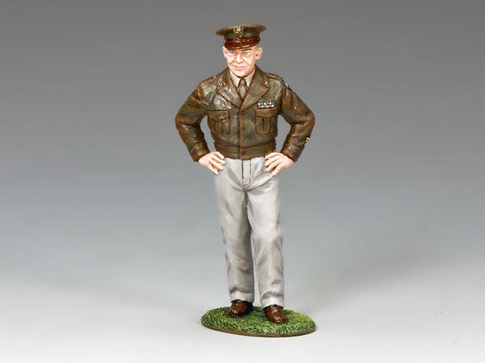 DD284 Eisenhower Wearing IKE