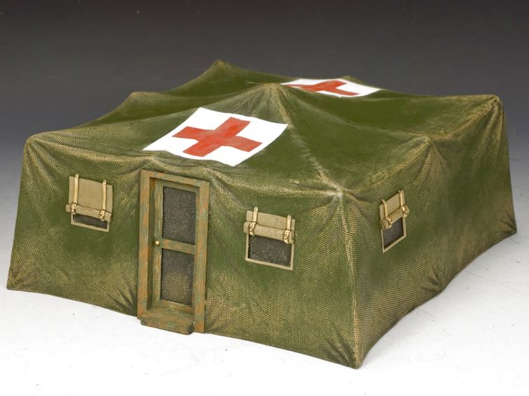 DD299 The US Army Medical Tent & The US Army Medical Tent