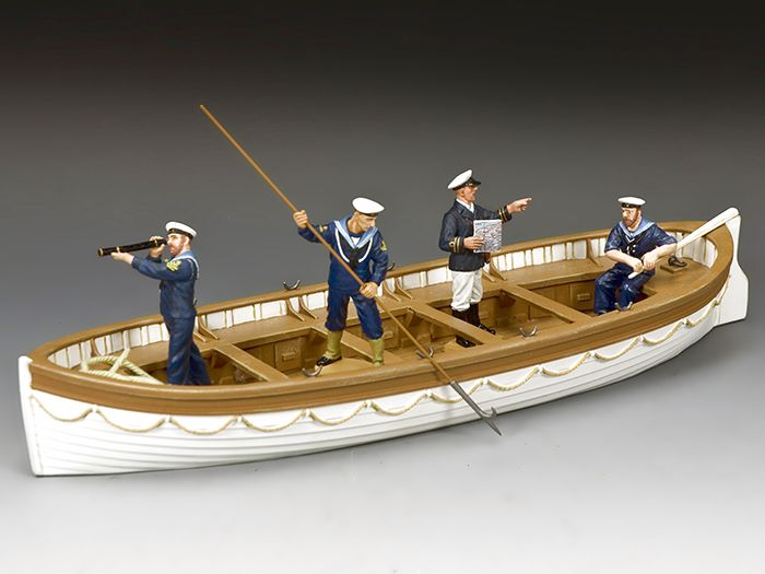 "SGS-GA002 ""ANCHORS AWEIGHT!"" (BLUE RIG) (Set Includes GA008,12,13,29)"