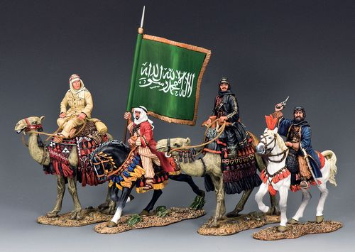 Lawrence Of Arabia Sierra Toy Soldier Company