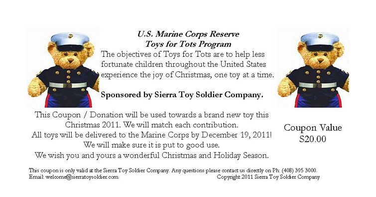 Marine Toys For Tots Program : Tft toys for tots coupon