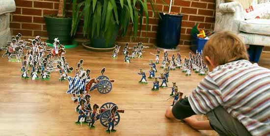 Best Toy And Model Soldiers For Kids : Walkerloo toy soldiers
